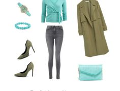 How To Wear Cool Grey For A Toned Autumn (Soft Autumn)