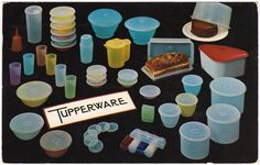 Perhaps you should host a Tupperware Party at the Kitchen Tea!