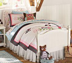 girls bedroom...owl..