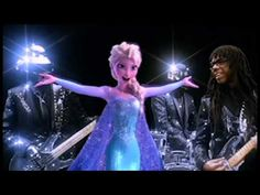 Demi Lovato - Let It Go + Daft Punk - Get Lucky - YouTube