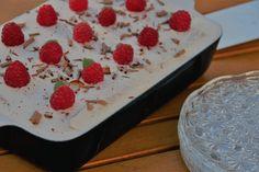 Blitz-Himbeer-Tiramisu Blitz, Pudding, Desserts, Food, Raspberry Tiramisu, Souffle Dish, Fast Recipes, Raspberries, Homemade