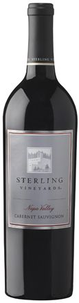 The Sterling Vyds Cabernet Limited Edition is a bold-fruited wine; mild tannins on the back end
