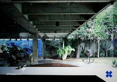 Decio Tozzi /// Elio Tozzi Residence /// Rua Maria Vidal, Sumaré, São Paulo, Brazil /// 1972