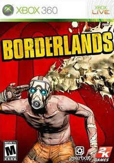 Borderlands (Xbox360) I finally beat the main missions  but still have plenty of side missions left!