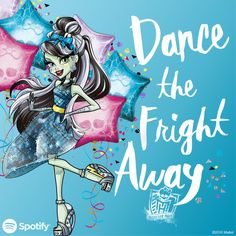 Frankie - Dance the Fright Away.