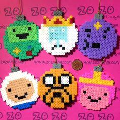 Adventure Time Ornaments