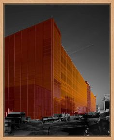 Untitled Urbanscape 13 - Mauren Brodbeck - pictures, photography, photo art online at LUMAS