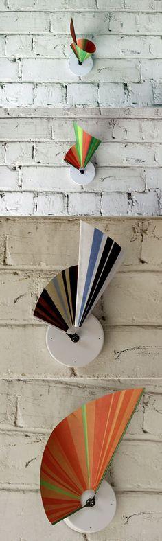 Manifold Clock par Studio Ve