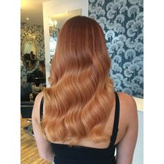 In love with this copper balayage!! #hairenvy #hairinspo… by @hairbytashalouisec - PICBI