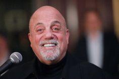 Top 5 Favorite Billy Joel Songs--vote for your favorites.
