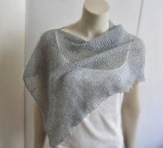 Mummon Pajukori VillaTuta: Kieritä pyöritä mua huivi Knitting Projects, Knit Crochet, How To Make, Diy, Fashion, Long Scarf, Moda, Bricolage, La Mode