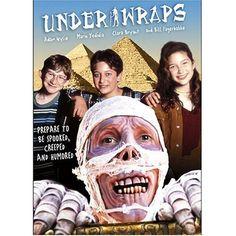 Original Disney Channel Movie Underwraps.. I never get tired of this movie!!