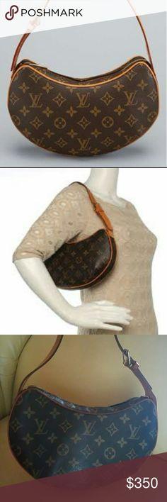 Louis Vuitton small croissant bag Excellent condition Completely clean TV 600 Michael Kors Bags Shoulder Bags