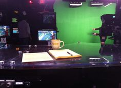 BEHIND THE SCENES: Our view here on MTM. #910News - Sara Simnitch 7.22.14