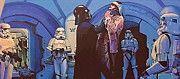 Star Wars Episode 6 Art by The Star Wars