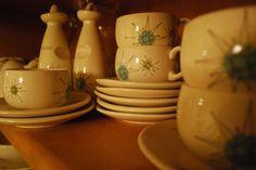 Franciscan Starburst Dishes