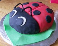 Maybe something like this for her very own cake...I don't know!!!