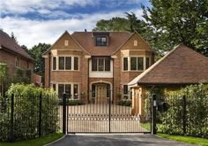 6 bedroom detached house for sale in Ledborough Lane, Beaconsfield, Buckinghamshire, HP9 - Rightmove | Photos