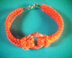 LE CREAZIONI DI MANOLA: Ed ora faccio questi braccialetti x l'estate di ta...