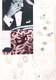 Vincent: Sketchbook Design Development.