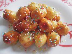 Pignolata o Pignoccata palermitana - Ricette con foto, il Cuore in Pentola