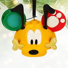 Pluto Ear Hat Ornament, Tasty treat, Item No. 7509055890052P $24.95