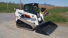 2010 Bobcat T630 Compact Rubber Track Skid Steer Loader Construction Machine