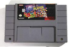 Tetris & Dr Mario SNES Super Nintendo 1994 Retro by Retro8Games