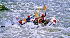 Great Water Rafting. Wild adventure you can experience in Cagayan De Oro, Philippines