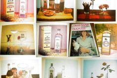 Co jsme pili, a co jsme nepili, o vánočních svátcích 1989? Polaroid Film, Retro, Frame, Alcohol, Picture Frame, Retro Illustration, Frames