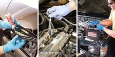 Car maintenance projects and tips to help you keep your cars running smooth. Read more: http://www.familyhandyman.com/automotive/car-maintenance