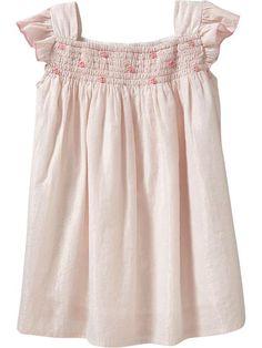 sweet toddler dress