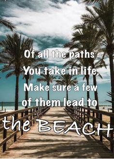Pin by 📌 ❤ 📌 teresa hughes 📌 ❤ 📌 on life's a beach. Ocean Quotes, Beach Quotes, Vacation Quotes, Travel Quotes, Beach Bum, Ocean Beach, Tgif, Happy Friday, Cuba