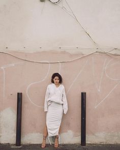 """the """"slouchy, but not"""" look Karla Deras, Jupe Short, Colourful Outfits, Colorful, Classy And Fabulous, Business Women, Stylists, Summer Outfits, Style Inspiration"""