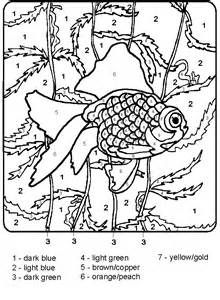 Coloring Pages Captivating Free Printable Color By Number Pages