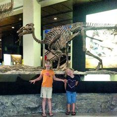 From @calvinsharp: Houston Museum of Natural Science Fun!