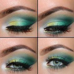 Green Paradise by Evelina E