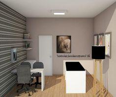 Consultório Osteopatia Projeto: Alessandra Onofri