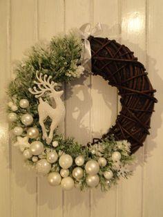 ozdoby świąteczne Christmas Time, Christmas Wreaths, Christmas Crafts, Merry Christmas, Christmas Decorations, Xmas, Christmas Ornaments, Holiday Decor, Advent Wreath