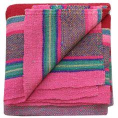 Peruvian Frazada Blanket