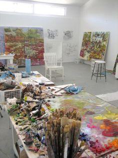 \\ Marie Thibeault, Painter //