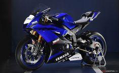2017 Yamaha YZF-R6 'Race Trim'