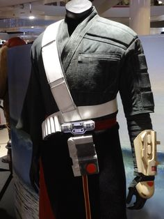 Star Wars Rogue One Chirrut Imwe Actual Costume Close-up