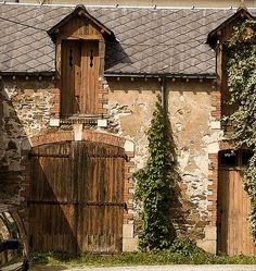 Gacilly barn door | par Julian W