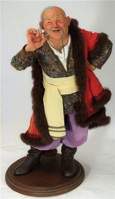 Запорожский щеголь / Авторские куклы (ООАК) / Шопик. Продать купить куклу / Бэйбики. Куклы фото. Одежда для кукол