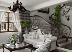 Art Nouveau Interior Design Ideas - as seen on www.InteriorDesignPro.org
