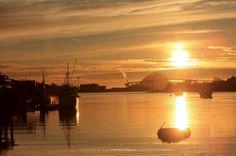 Brønnøysund, Norway...