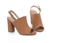Sandália -  trend - tendência - Heels Ref. 16-15308