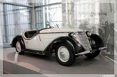 1936 Wanderer W25 K Roadster - Wanderer was a German manufacturer of bicycles…