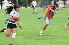 Raiders de Aguascalientes asegura su pase a play off en Flag Femenil de CEFAZ ~ Ags Sports